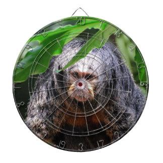 Female Saki Monkey Dartboards