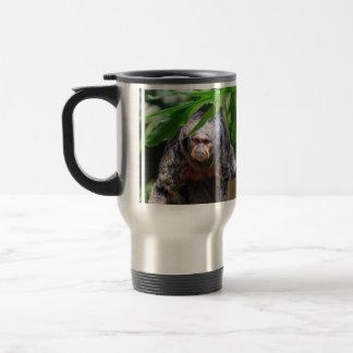 Female Saki Monkey Coffee Mug