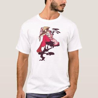 Female Samurai Shirt