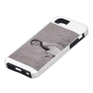 Female Samurai Warrior Iphone 5 Case