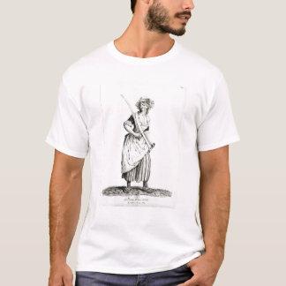 Female Sans-Culotte, 1792 T-Shirt