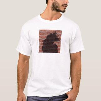 Female Shadow Silhouette T-Shirt