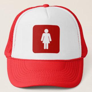 Female Sign Trucker Hat