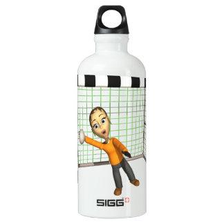 Female Soccer Goalie SIGG Traveler 0.6L Water Bottle