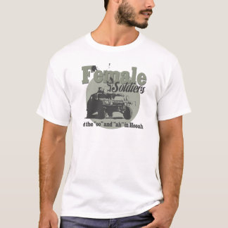 Female Soldiers T-Shirt