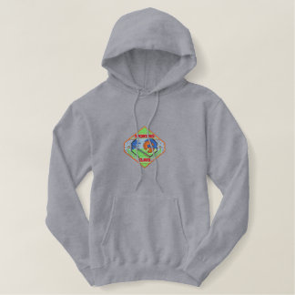 Female Sporting Clays Embroidered Hoodie