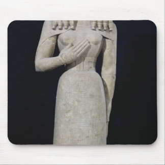 Female statue, known as the Auxerre Goddess Mouse Pad