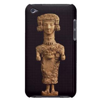Female statuette on a plinth, Puig des Molins necr iPod Case-Mate Case