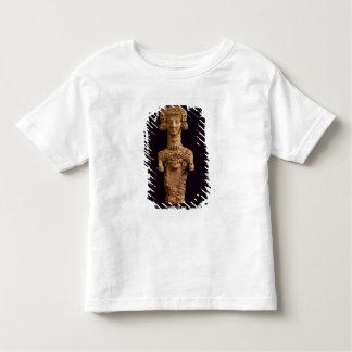 Female statuette on a plinth, Puig des Molins necr T-shirts