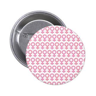 Female symbol button