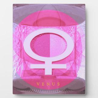 Female Symbol - Ladies are from Venus Plaque