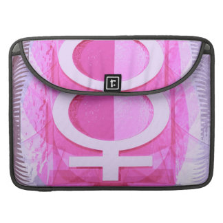 Female Symbol - Ladies are from Venus Sleeve For MacBook Pro