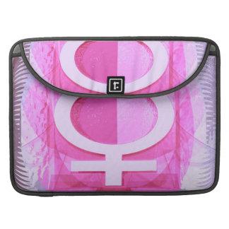 Female Symbol - Ladies are from Venus Sleeves For MacBooks