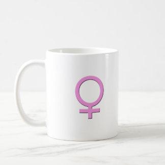 Female Symbol Mug