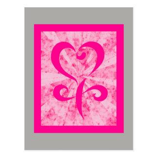 Female Symbol Postcard