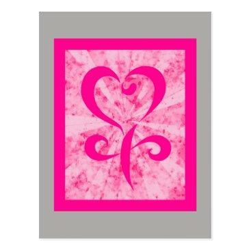 AdrienneAllen Female Symbol Postcard