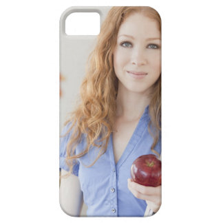 Female teacher at school iPhone SE/5/5s case
