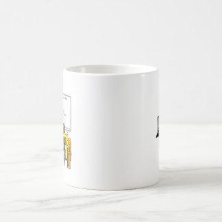 Female Teacher - Light Coffee Mugs