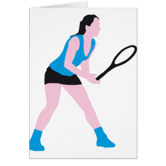 female tennis more player card