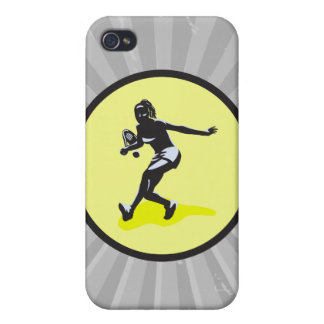 female tennis player covers for iPhone 4