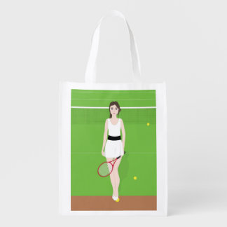 Female Tennis Player Reusable Bags Market Totes