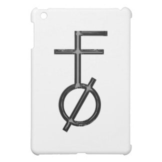 Female to Neutrois iPad Mini Cases
