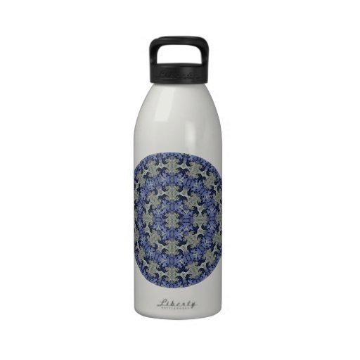 Female Waves. Water Bottle
