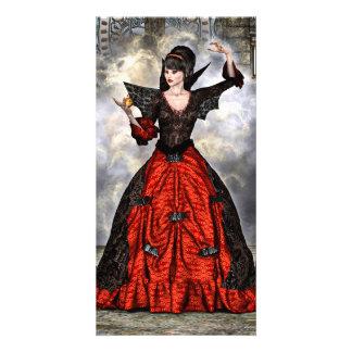 Female Wizard Card