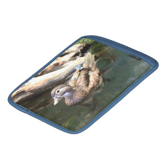 Female Wood Duck Sleeves For iPads