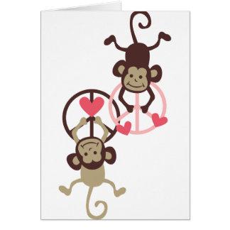 FemaleMonkey2 Card