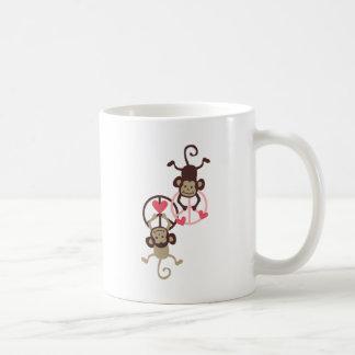 FemaleMonkey2 Coffee Mug