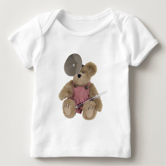 FemalePediatricsDoctor100409 Baby T-Shirt