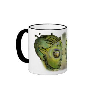 Femalien Ringer Mug