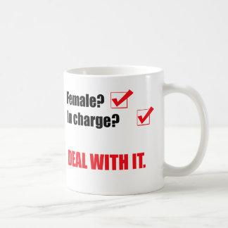 femdom tazas de café