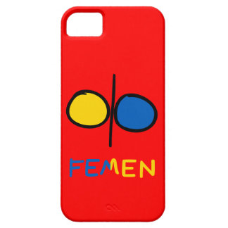 Femen iPhone 5 Cover