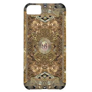 Femenino elegante del Victorian de Launuette Carcasa iPhone 5C