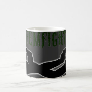 """Femfight(Grey) """"Mug"""" Coffee Mug"""