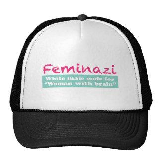 Feminazi Trucker Hat