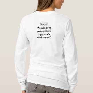 Feminine blouse My Deepest Condolence T-Shirt