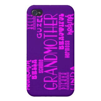 Feminine Chic : Beautiful Grandmothers & Grandmas iPhone 4/4S Case