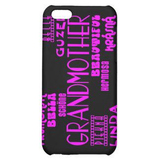 Feminine Chic : Beautiful Grandmothers & Grandmas Case For iPhone 5C