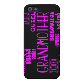 Feminine Chic : Beautiful Grandmothers & Grandmas iPhone 5 Cover