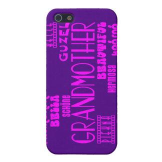 Feminine Chic : Beautiful Grandmothers & Grandmas Case For iPhone 5