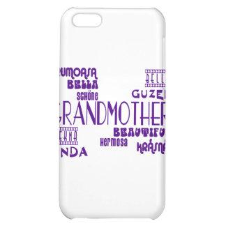 Feminine Chic : Beautiful Grandmothers & Grandmas Cover For iPhone 5C