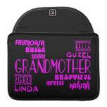 Feminine Chic : Beautiful Grandmothers & Grandmas Sleeves For MacBooks