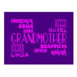 Feminine Chic : Beautiful Grandmothers & Grandmas Postcards