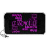 Feminine Chic : Beautiful Grandmothers & Grandmas iPhone Speakers