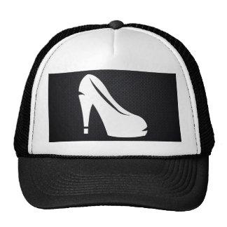 Feminine Heels Symbol Trucker Hat