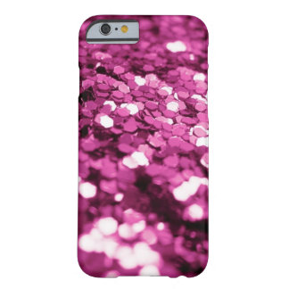 Feminine Pink Glitter Iphone Case