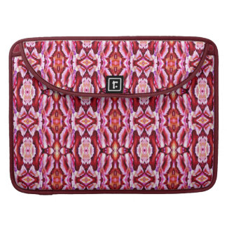 feminine pink lace MacBook pro sleeve
